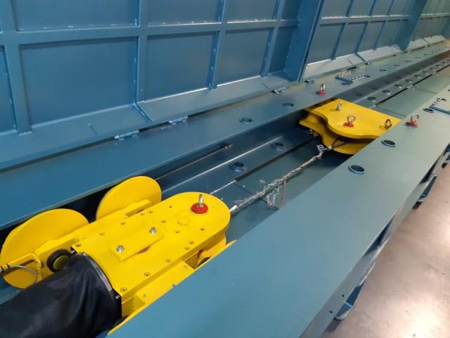 Nasza nowa maszyna wytrzymałościowa (zrywarka) photo